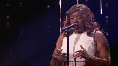 America's Got Talent 2017 Kechi Performance & Comments Semi-Finals S12E21