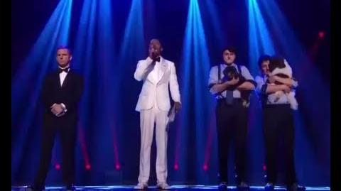 **OFFICIAL** America's Got Talent WINNER! 2012 (AGT) **OLATE DOGS!**