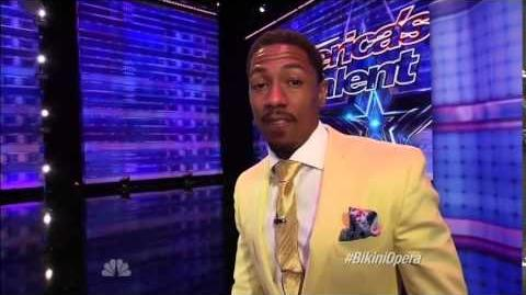 America's Got Talent 2014 Maggie Lane Auditions 4