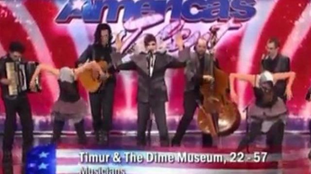 Ranses Valentt, 31 ~ America's Got Talent 2010, auditions LA-0