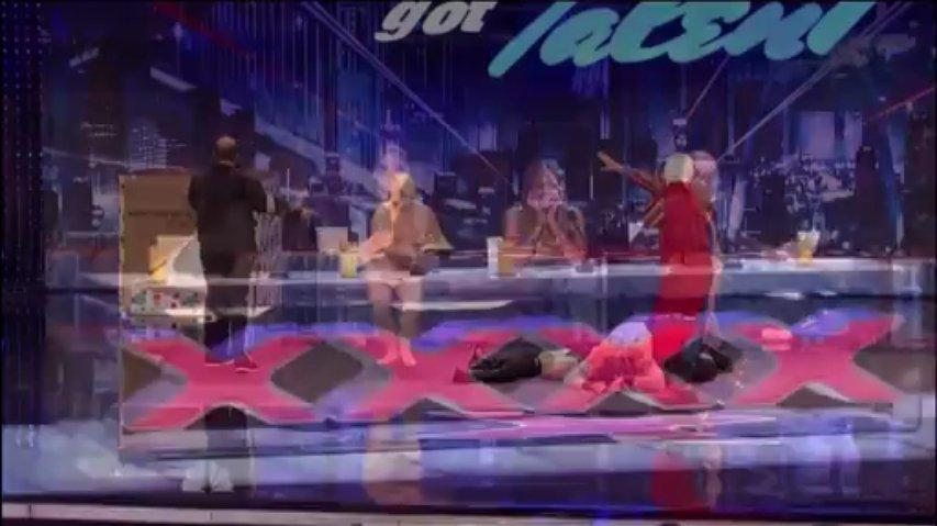Unsuccessful ~ AGT 2013 Chicago Auditions Day 2-0