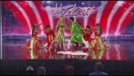 Ishaara - College Students - America's Got Talent 2009