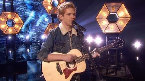 America's Got Talent 2017 Chase Goehring Performance & Judges' Comments S12E17