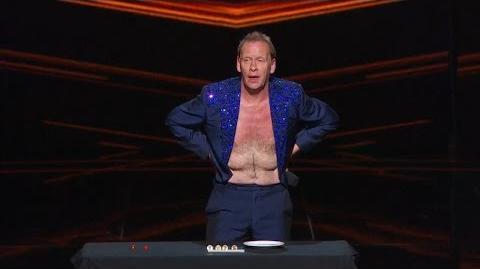 America's Got Talent 2015 S10E13 Judge Cuts - The Professional Regurgitator Stevie Starr