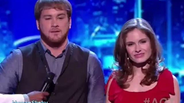 Eric & Olivia, Top 48 Q4 ~ America's Got Talent 2012