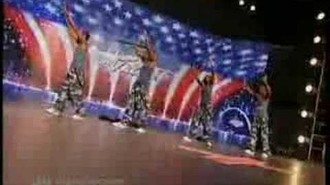 America's Got Talent 2008 - Next II None