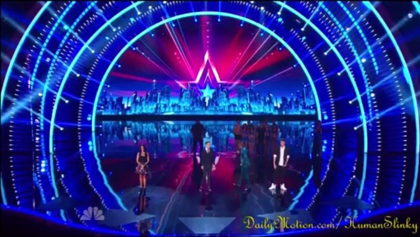 3 12 advance to The Finals ~ Agt 2013 Live
