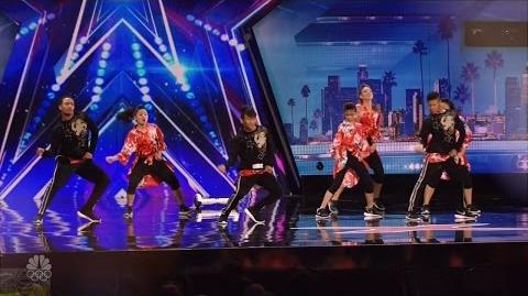 America's Got Talent 2016 Can These Dance Troupes Cut It Full Audition Clip S11E06