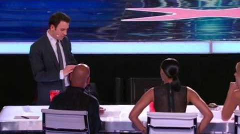 America's Got Talent 2015 Oz Pearlman Auditions 5