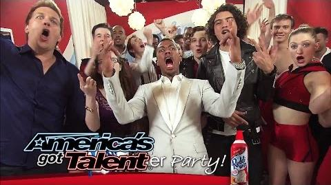 Reddi-Wip After Party Dance Offs, Mike Super Makes It Rain and More - America's Got Talent 2014