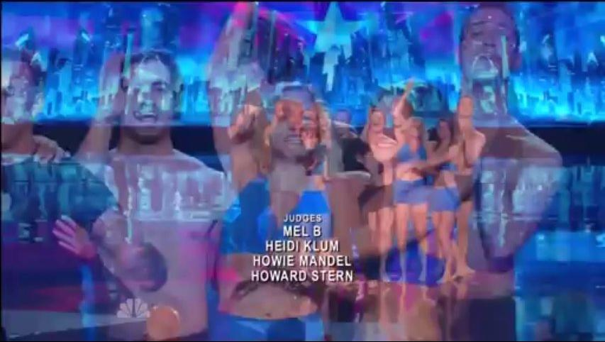 6 12 advance to The Finals ~ Agt 2013 Live