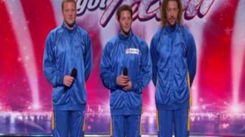 The Platt Brothers Are Awesome on Americas Got Talent