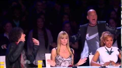 America's Got Talent 2014 Juan Carlos Auditions 5