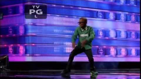 America's Got Talent 2014 Little Rapper Auditions 2-0