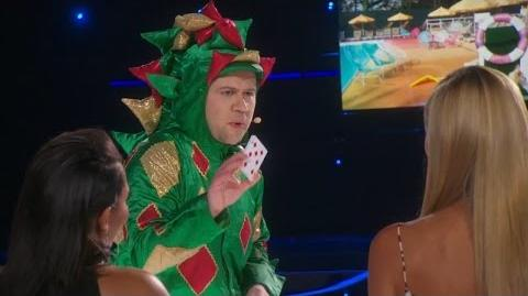America's Got Talent 2015 S10E23 Semi-Finals - Piff The Magic Dragon