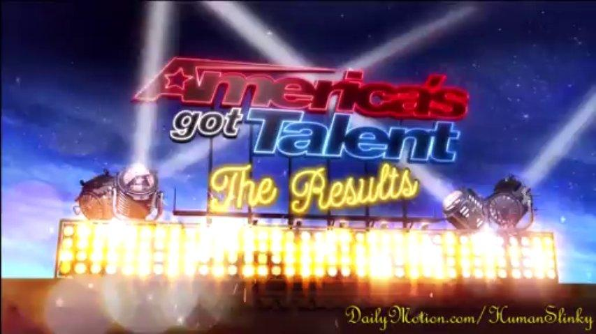 2 12 advance to The Finals ~ Agt 2013 Live