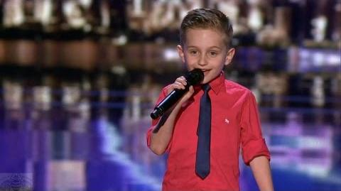 America's Got Talent 2016 Cutest Comedian 6 Y.O