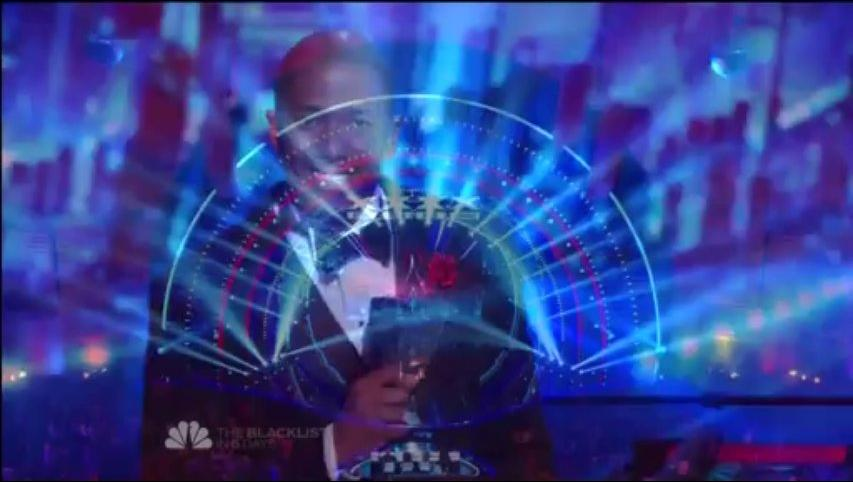Cami Bradley, 1st Performance on The Finals ~ Agt 2013