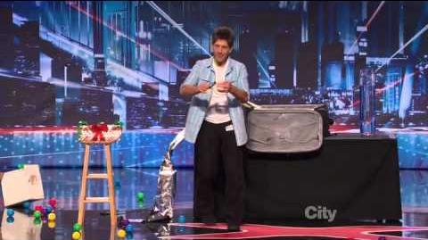 Al Harris - America's Got Talent 2013 Season 8 Week 6 Auditions