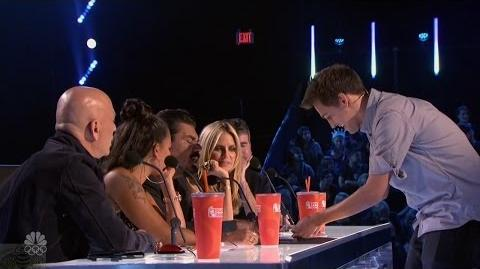 America's Got Talent 2016 Magician Blake Vogt Full Judge Cuts Clips S11E10