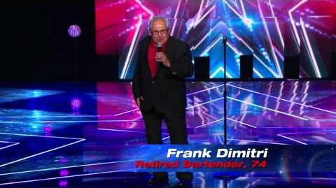 America's Got Talent S09E09 Semi-Final Male Singing Acts Frank Dimitri