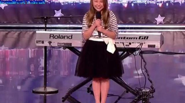 Anna Graceman, 11 ~ America's Got Talent 2011, Atlanta Auditions-0