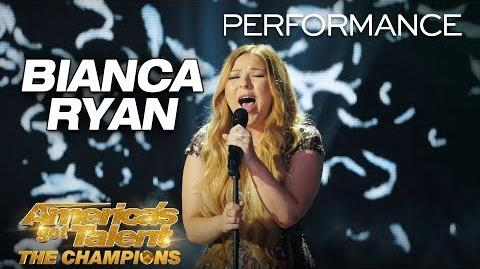 LEAK Bianca Ryan Returns After Battling Paralyzed Vocal Cord - America's Got Talent The Champions