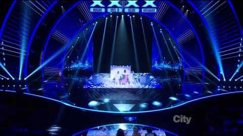 SensEtion - America's Got Talent 2013 Season 8 - Radio City Music Hall FULL