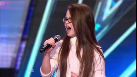 America's Got Talent 2014 Mara Justine Auditions 5