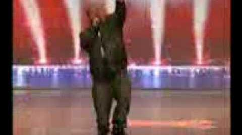 Kyle Rifkin-America's got talent