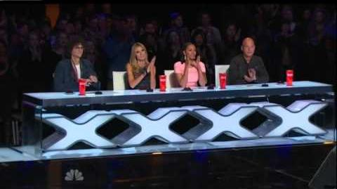 America's Got Talent 2015 Mountain Faith Band Auditions 6