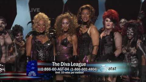 The Diva League on America's Got Talent