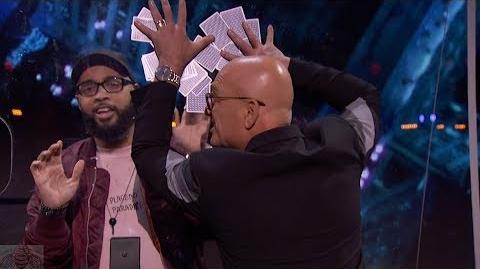 America's Got Talent 2017 Eric Jones Full Clip Live Shows S12E15