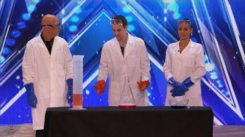America's Got Talent 2017 Nick Uhas The Science Guy Full Audition S12E02