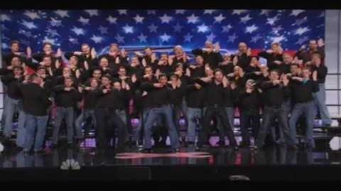 "NYC Gay Men's Chorus on ""America's Got Talent"" (NBC)"