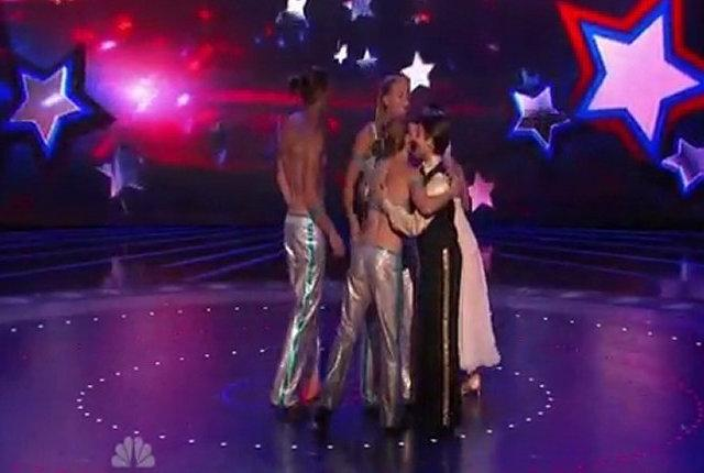 America's Got Talent 1st Semi-finals The Results 2nd part-0