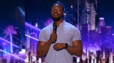 America's Got Talent 2017 Preacher Lawson Performance & Comments Judge Cuts S12E10