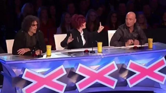 Mark Ofuji, Auditions ~ America's Got Talent 2012-0