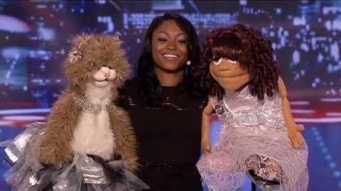 America's Got Talent 2013 Season 8 Week 2 Auditions - Megan Pipus