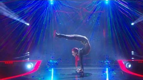 America's Got Talent 2015 S10E15 Live Shows - Vita Radionova Contortionist
