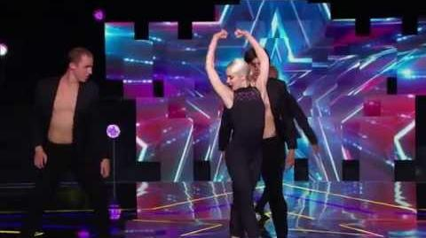 America's Got Talent S09E09 Semi Final Dance Troupes Acts Bad Boys of Ballet