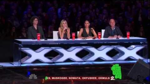 America's Got Talent 2015 Gem City Jewels Auditions 7
