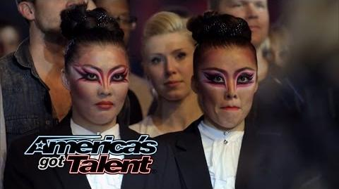Extended Preview Judgment Week - America's Got Talent 2014 (Preview)