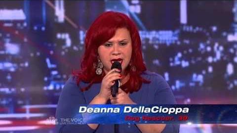 Deanna DellaCioppa - America's Got Talent 2013 Season 8 Week 3 Auditions