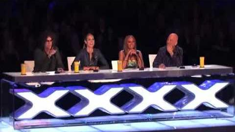 America's Got Talent 2013 Audition - Spintacular Family's Amazing Basketball Show new