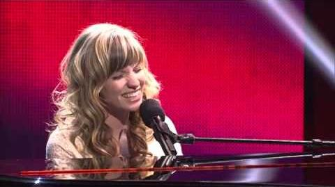 Cami Bradley - America's Got Talent 2013 Season 8 - Vegas Week