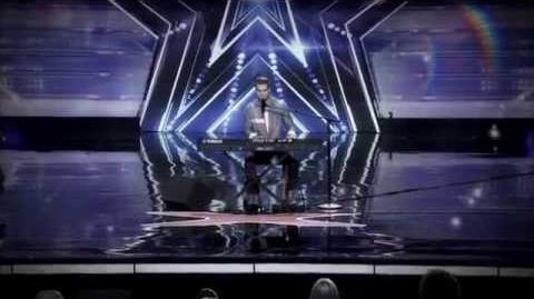 America's Got Talent S09E09 Semi-Final Male Singing Acts Justin Rhodes