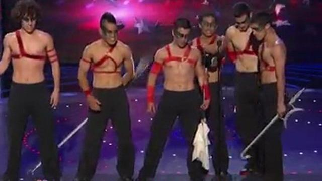 Kung Fu Heroes ~ America's Got Talent 2010, Top 48 Compete