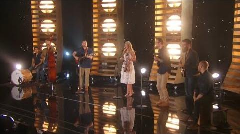 America's Got Talent 2015 S10E19 Live Shows - Mountain Faith Band Bluegrass Band