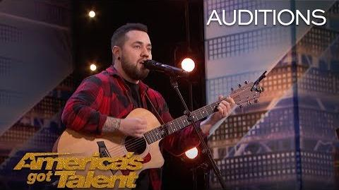 Brody Ray Transgender Singer Is Ready To Stand In The Light - America's Got Talent 2018